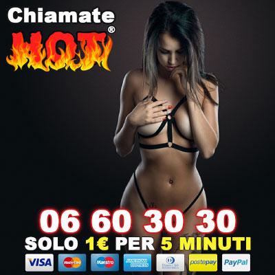 Telefono Erotico Chiamate Hot Numero Erotico